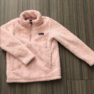 Patagonia high pile fleece pullover